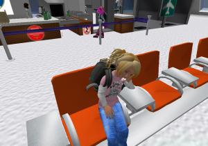 waitin to board da plane_001