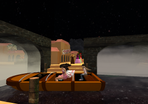 mouseworld pirate ride_001